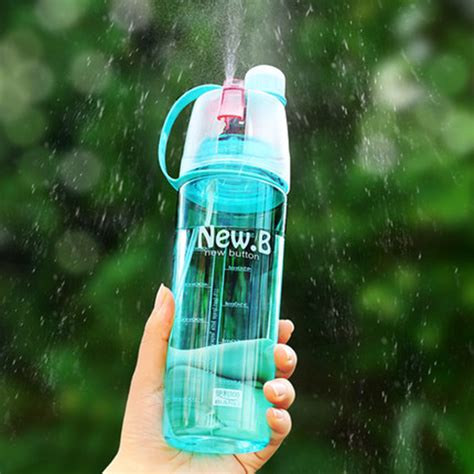 Botol Minum Semprot Newb Spray Bottle spray sport bottle