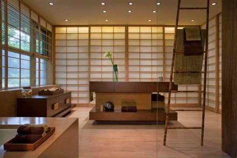 Asian Bathroom Ideas Japanese Bathroom Decorating Ideas In Minimalist Style And Neutral Colors