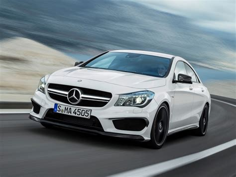 mercedes bench 2014 mercedes benz cla45 amg leaked gallery