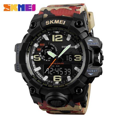 Skmei Jam Tangan Militer grosir promosi skmei 1155 3atm tahan air jam tangan