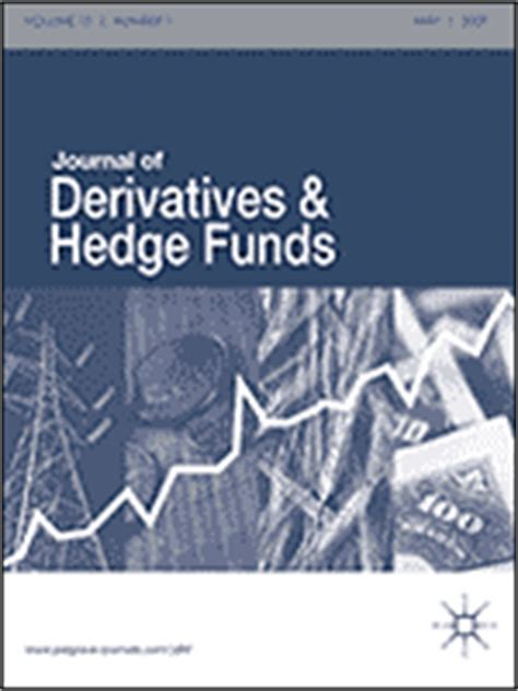 Dasar2 Statistika naskah publikasi dan jurnal penelitian derivatives hedge