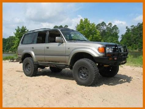 1996 land cruiser lifted 1997 toyota land cruiser lifted fj80 land cruiser