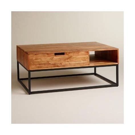 1000 ideas about coffee table storage on wood