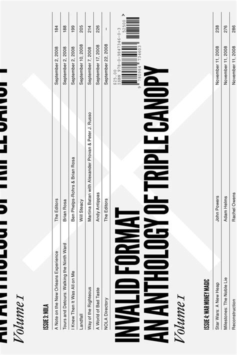r b an six story anthology volume 1 books invalid format an anthology of canopy volume 1