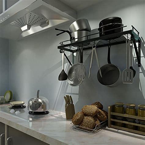 griglia da cucina zpoka griglia porta pentole da cucina da muro con 10 ganci