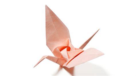 Origami Tsuru - how to fold origami tsuru kawasaki crane
