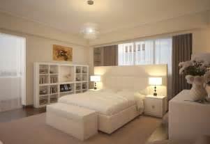 white bedroom accessories