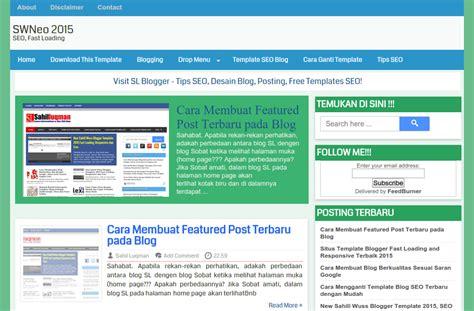 templates for blogger free 2015 sahill wuss neo blogger template 2015 seo fast loading