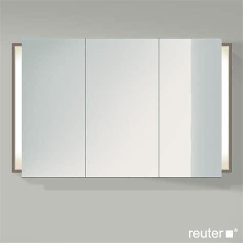 spiegelschrank duravit duravit ketho spiegelschrank mit beleuchtung basalt matt