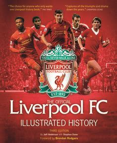 the official liverpool fc book of records carlton 1000 images about carlton sport on fifa world rankings little books and world rugby