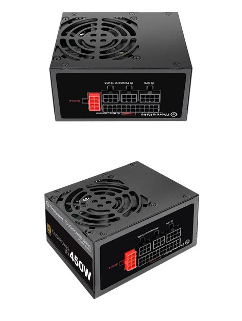 Thermaltake Toughpower Sfx Modular 450w 80gold Mini thermaltake toughpower sfx 450w 80 plus gold power supply