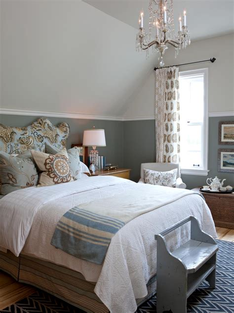 pictures of gray bedrooms gray french country bedroom with chandelier and floral