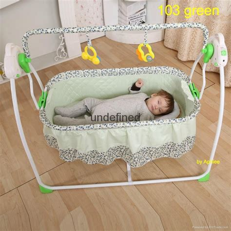 baby swing bed fashionable rc electric baby rocker baby swing bed baby