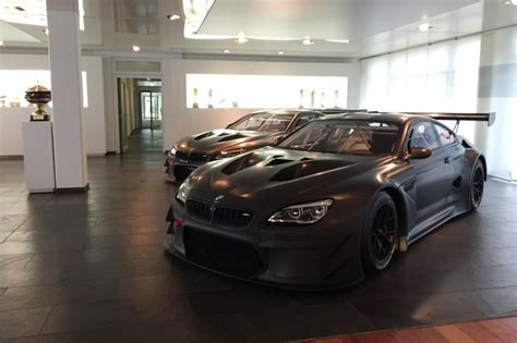 turner motor sports turner motorsports takes delivery of the new bmw m6 gt3