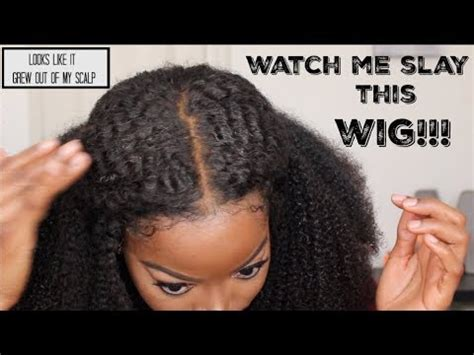 tutorial watch me watch me slay this wig the best full lace wig ever