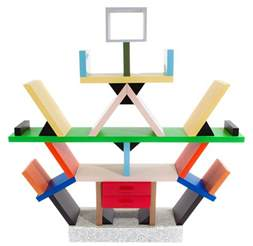 Bookcase Dvd Storage Biblioth 232 Que Carlton By Ettore Sottsass S 233 Paration