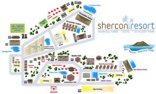 ideal resort map angelo the explorer shercon resort an ideal team