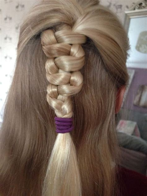 plaiting hair using chopsticks 52 best images about hair on pinterest 4 piece braid