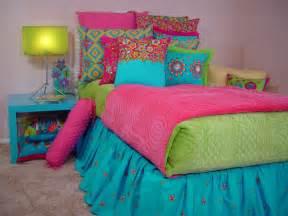 Cozumel teen girls bedding sweet peaches bedding