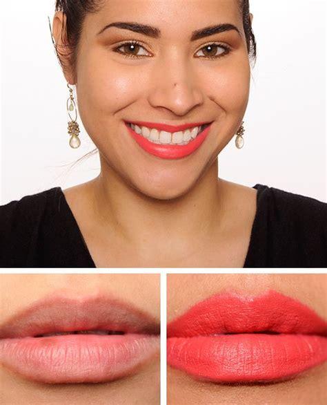 mac diva lipstick review photos swatches temptalia mac ablaze lipstick review photos swatches swatch