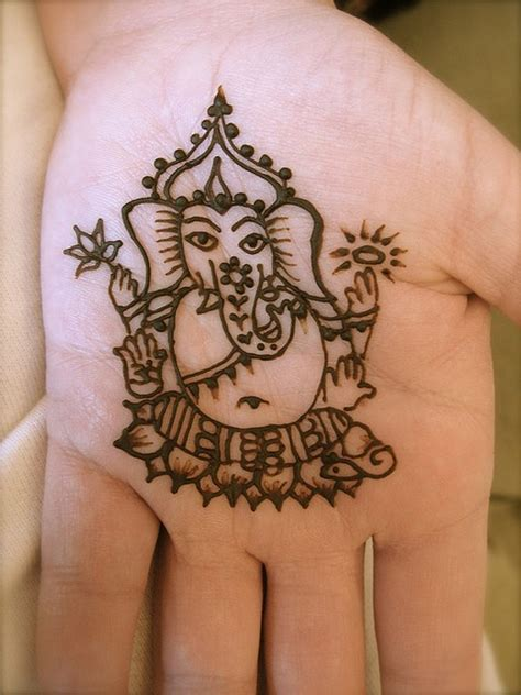 ganesha henna tattoo ganesha mehndi body art pinterest photos and ganesha