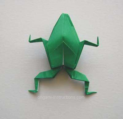 Origami Best Origami Frog Ideas Only On Easy Origami For - 25 best ideas about origami frog on easy