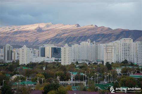 Small Apartments by The City Of White Marble Ashgabat Turkmenistan