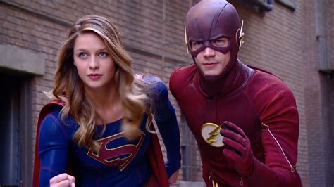 drama cool doctor x 3 supergirl and the flash to team up for a two part musical