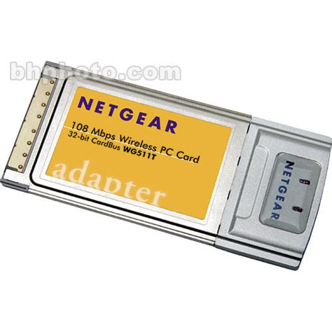 Linksys 802 11b G Cardbus Wireless Laptop Adapter netgear 108 mbps wireless pc card 32 bit cardbus wg511tna b h