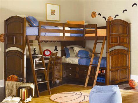 5 beds in one room camerette per bambini con 3 letti 25 idee di arredo