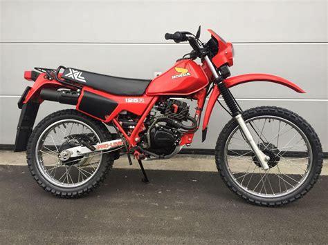 Honda Motorrad Xl 350 R by Motorrad Occasion Kaufen Honda Xl 125 R S 228 Gesser Honda