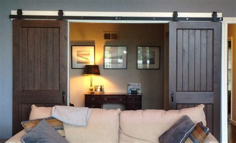how to make your own sliding barn door create your own diy barn doors without breaking your budget