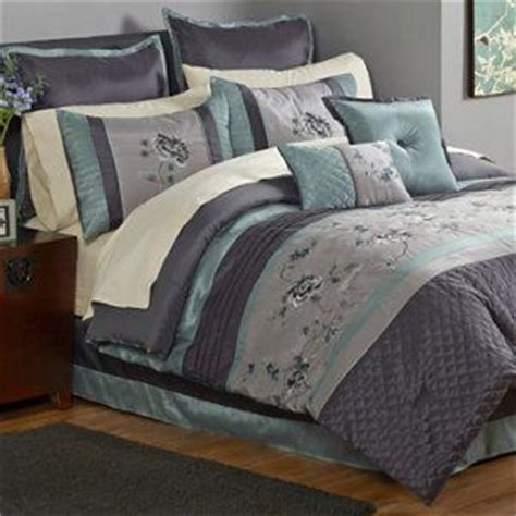 fingerhut bedding sets fingerhut glacier king 8pc bed