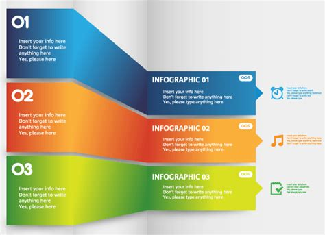 free vector template business infographic template vector illustration