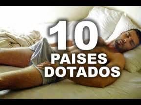 hombres rubios con miembro grandes desnudos los 10 pa 237 ses con los hombres m 225 s dotados youtube