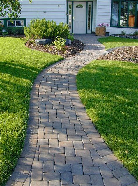 Design Ideas For Brick Walkways Best 25 Backyard Walkway Ideas Only On Pinterest Walkways Walkway Ideas And Walkway