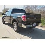 will curt trailer hitch 14002 fit a 2009 ford f 150