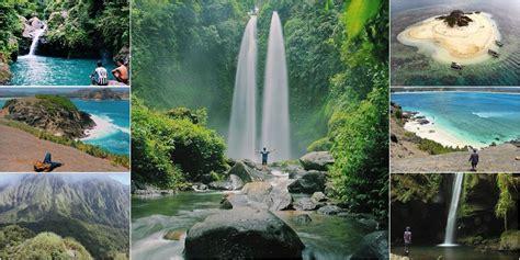 membuat kolase tempat wisata genks ini ada 7 wisata baru di lombok yang lagi ngehits