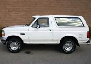 Oj Ford Bronco Oj Ford Bronco