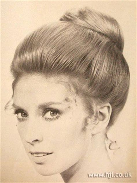 1950s updo hairstyles 1950s updo 60 s hairstyles crowning glory pinterest