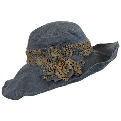 Lace Hat jeanne simmons lace flower fabric sun hat sun hats