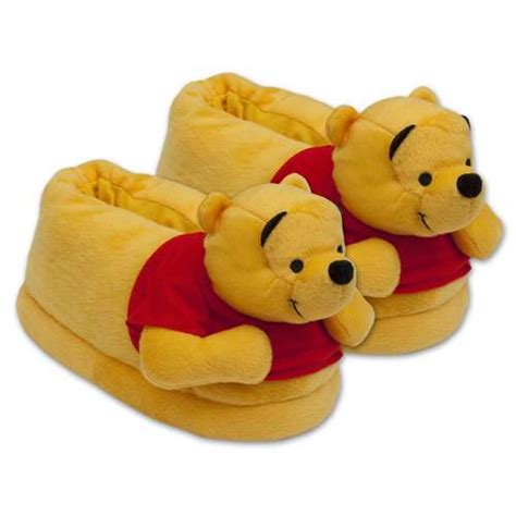 winnie the pooh house shoes winnie pooh slippers for only c 32 44 at merchandisingplaza ca