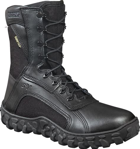 rocky s2v boots rocky s2v mens black leather goretex waterproof tactical