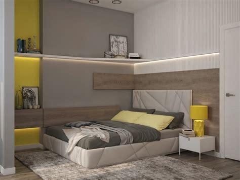 da letto gialla da letto moderna 24 idee di arredamento archzine it