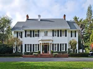 english colonial style home colonial house english