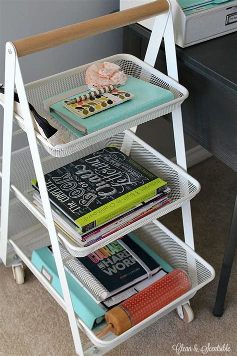 Small Desk Organization Ideas Organization Ideas Desk Organized Desk Ideas