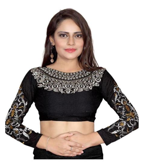 Black Blouse new designer black blouse buy new designer black blouse