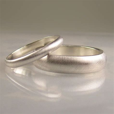 eheringe einfach wedding bands simple cedes wedding inspiration