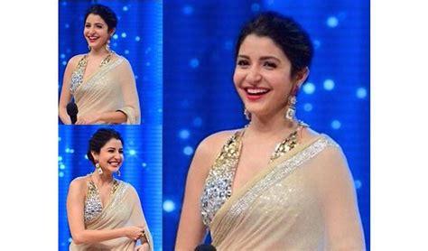 Sharma Designs The Of A - anushka sharma blouse designs www pixshark images