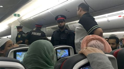 air canada flight to delhi diverted back to toronto after flight attendant assaulted ctv news